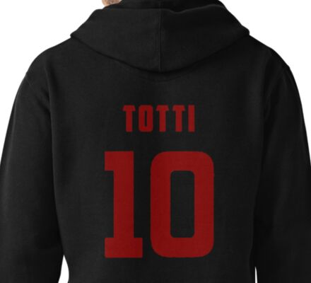 Totti Roma Pullover Hoodie