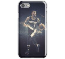 Damian Lillard iPhone Case/Skin