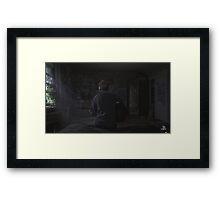 Ellie TLOU2  Framed Print