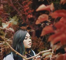 Feelings changing with the seasons by Indea Vanmerllin