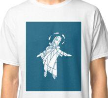 Virgin Mary Illustration Classic T-Shirt