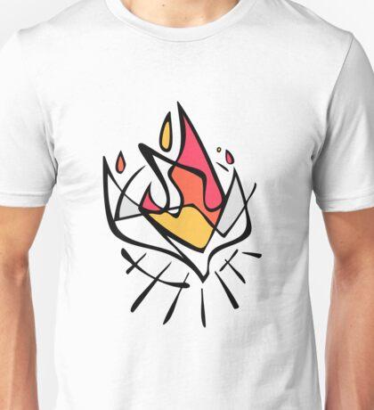 Holy Spirit Illustration Unisex T-Shirt