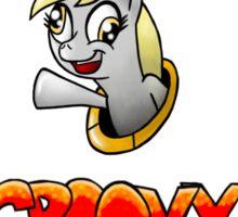 Derpy Groovy! Sticker