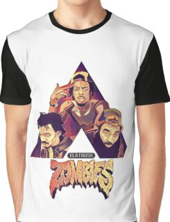 Flatbush Zombies Graphic T-Shirt