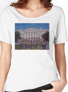 White House Inauguration Women's Relaxed Fit T-Shirt