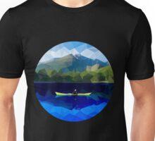 Mountain Kayaking Unisex T-Shirt