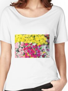 Bouquets of flowers Women's Relaxed Fit T-Shirt