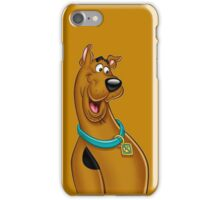 Scooby Doo Smile iPhone Case/Skin