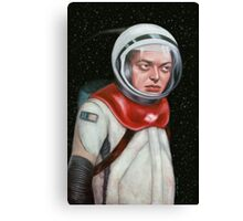 Space-Peter Canvas Print