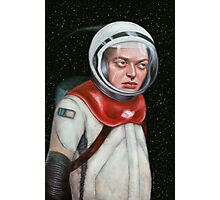 Space-Peter Photographic Print
