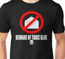 Seinfeld - Beware Of Toxic Glue Unisex T-Shirt