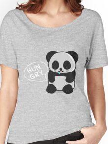 Hungry Panda! Women's Relaxed Fit T-Shirt