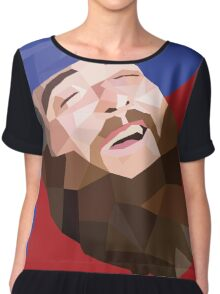 Action Bronson Chiffon Top