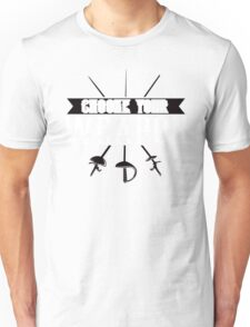 Fencing Enthusiast  Unisex T-Shirt