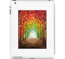 Acrylic Path iPad Case/Skin