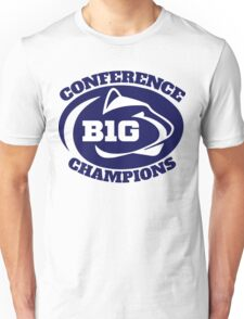 Penn State Big Ten Conference Champions 2016 Unisex T-Shirt