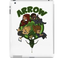 Arrow S3 Promo Poster Variant - Version 3 iPad Case/Skin