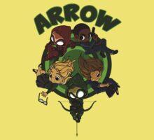 Arrow S3 Promo Poster Variant - Version 3 Kids Clothes