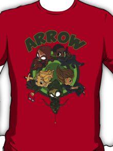 Arrow S3 Promo Poster Variant - Version 3 T-Shirt