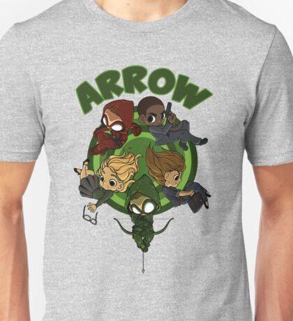 Arrow S3 Promo Poster Variant - Version 3 Unisex T-Shirt