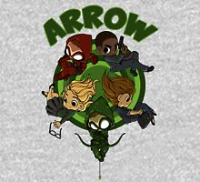 Arrow S3 Promo Poster Variant - Version 3 Unisex T-Shirt