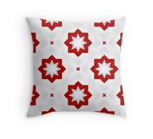 Christmas Candy Canes #3 Throw Pillow