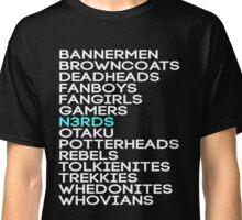 Nerd Sampler Pack  Classic T-Shirt