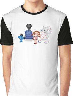 Misfit Toys Graphic T-Shirt