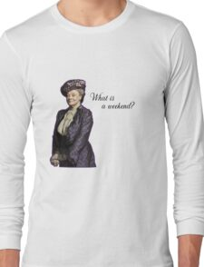 dowager Long Sleeve T-Shirt