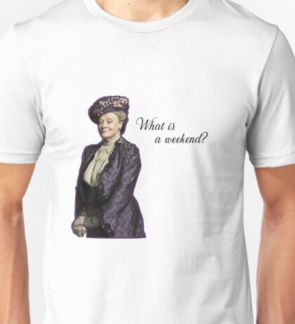 dowager Unisex T-Shirt