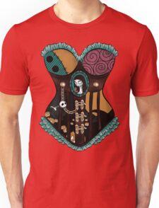 Ragdoll Corset Unisex T-Shirt