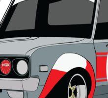 Datsun 620 Ute Sticker