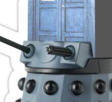 Dr Dalek Sticker