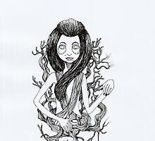 Trees spirit by Bellaturgia