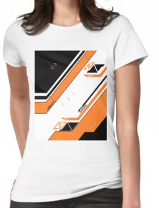 CSGO Asiimov Womens Fitted T-Shirt