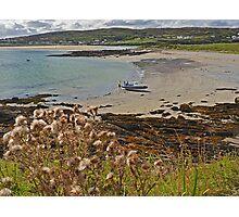 On the Island Photographic Print