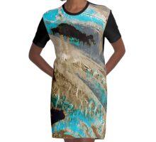 unconscious   Graphic T-Shirt Dress