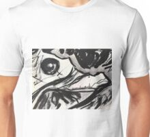 behold...when giants fear to stoop to view the littleness of things Unisex T-Shirt