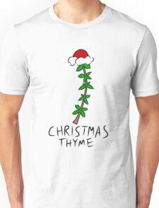 Christmas Thyme Unisex T-Shirt