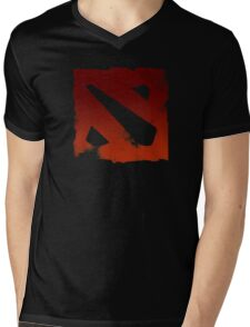DotA 2 Dirt Mens V-Neck T-Shirt