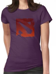 DotA 2 Dirt Womens Fitted T-Shirt