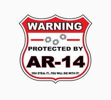 Ar-14 Protected by Ar-14 Shield Unisex T-Shirt