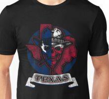 Texas Skull Biker Gang Roadhouse T Shirt Unisex T-Shirt
