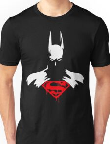 SUPER BATMAN Unisex T-Shirt
