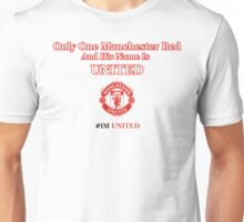 Only one Manchester United Unisex T-Shirt