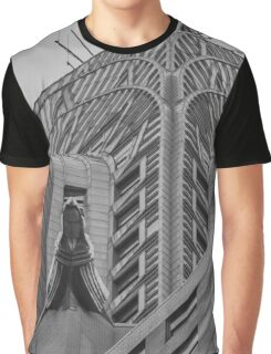 Chrysler Building's Eagles | New York City, New York Graphic T-Shirt