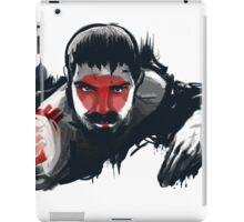 Eating Hooks iPad Case/Skin