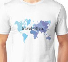 Travel Often Unisex T-Shirt