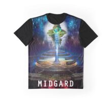 Midgard Unger The Dome Graphic T-Shirt