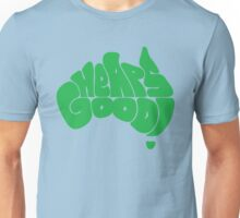Heaps Good Green by Decibel Clothing Unisex T-Shirt